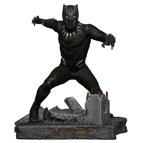 Black Panther Watches Over Your Keys!