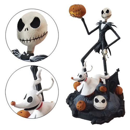 Jack Skellington Keeps Your Keys Safe