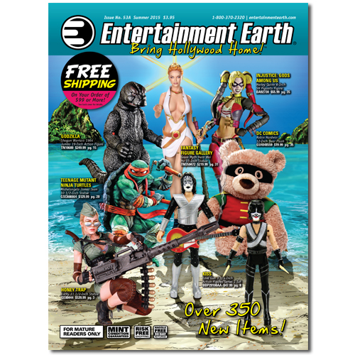 New Entertainment Earth Summer 2015 Catalog Is Available!