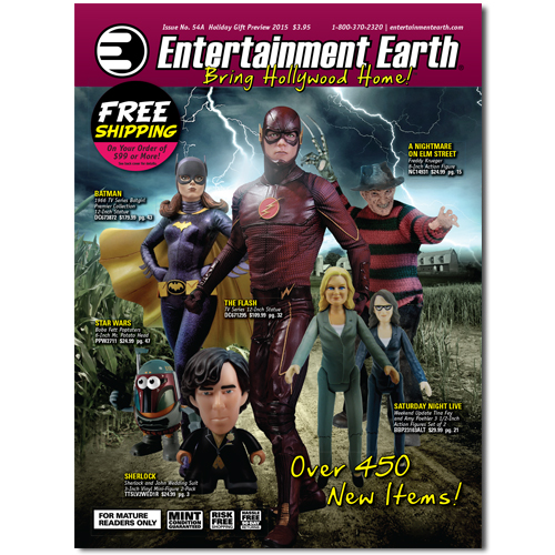 New Entertainment Earth Catalog Available Now