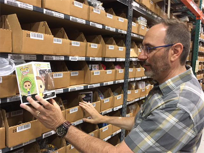 KCLU article: Ventura County Based Collectibles Company Prepares For Its Super Bowl; Comic-Con