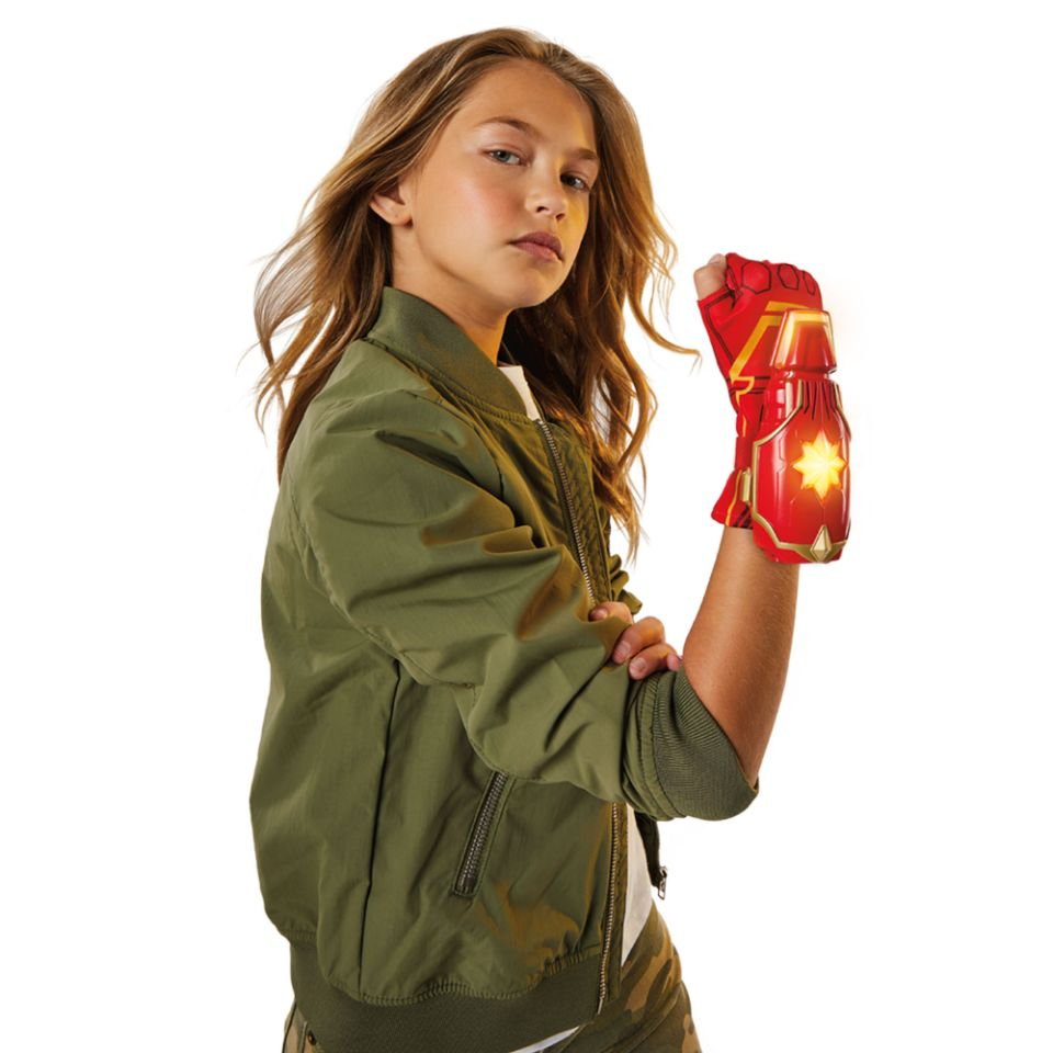 Captain Marvel Power Glove