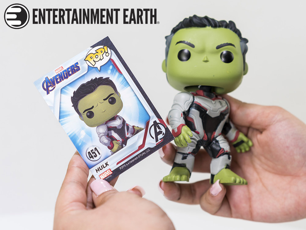 Entertainment Earth Exclusive Hulk