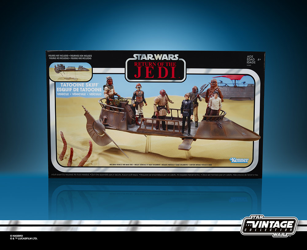 Star Wars Skiff