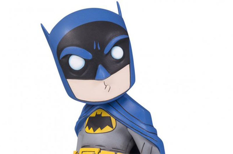 The Hollywood Reporter article: DC Collectibles to Release 3 Batman Figures for Comic-Con (Exclusive)
