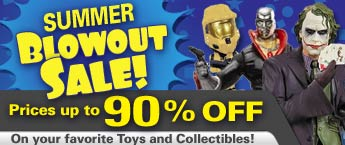 Summer Blowout Sale!