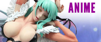 Anime Statues, Action Figures, and Models!