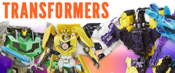 Transformers Action Figures, Statues, and Collectibles!