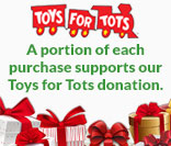 Entertainment Earth Supports Toys for Tots
