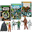 Star Wars Expanded Universe Figure Comic Packs Wave 1 Set