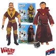 The Venture Bros. Shore Leave and Alchemist Action Figures