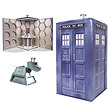 Doctor Who TARDIS Playset with K-9 Action Figure
