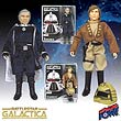 Battlestar Galactica Lt. Starbuck and Android Sister Figures