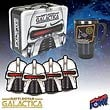 Battlestar Galactica 35th Anniversary Tin Tote Set