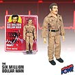 SMDM Steve Austin Khakis with Mustache 8-Inch Action Figure