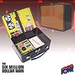 Six Million Dollar Man Oscar Goldman's Briefcase Tin Tote