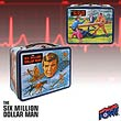 Six Million Dollar Man Retro Tin Tote