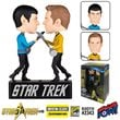 Star Trek Amok Time Kirk vs. Spock Bobble Heads - Con. Excl.