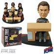 Star Trek: TNG Wesley Build-a-Bridge Deluxe Bobble-Exclusive