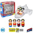 Invisible Jet w/ Wonder Woman Evolution Pin Mate - Con.Excl.