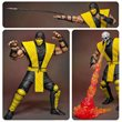 Mortal Kombat Scorpion 1:12 Action Figure