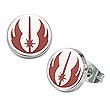 Star Wars Jedi Symbol Stud Earrings