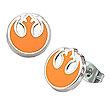 Star Wars Rebel Alliance Symbol Stud Earrings