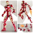 Iron Man Puts the Action in Action Figure