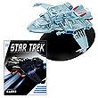 Star Trek Starships Maquis Raider Vehicle with Magazine
