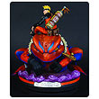 Naruto Shippuden Naruto Uzumaki on Gamakichi HQS Statue