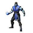 Mortal Kombat X Sub-Zero Ice Version Figure - Exclusive