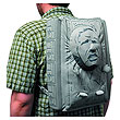 Star Wars Han Solo in Carbonite Plush Back Buddy - PX