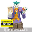 Batman Laughing Fish Joker Bust - EE Exclusive