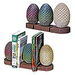 Petrified Dragon Eggs Keep Your Books Standing Tall