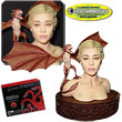 EE Exclusive Game of Thrones Daenerys with Viserion Bust
