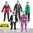 Batman 1966 TV Series 8-Inch Action Figure Set EE Exclusive