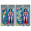 Wonder Woman DC Retro Series 1 Action Figure Set