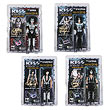 KISS Series 4 Monster Album 12-Inch Action Figure Set
