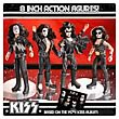 KISS 1st Album Series 2 8-Inch Action Figures Set