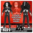 KISS 1st Album Series 2 8-Inch Spaceman Action Figure