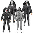KISS Series 5 Dressed To Kill 8-Inch Action Figure Set