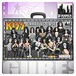 KISS 8-Inch Action Figure Carrying Case