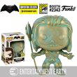Batman v Superman Aquaman Patina Pop! Vinyl Figure - EE Exc.