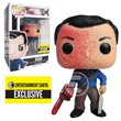 Ash vs Evil Dead Ash Bloody Pop! Vinyl Figure - EE Exclusive