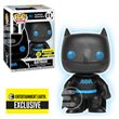 Justice League Batman Silhouette GITD Pop! Figure - EE Excl.