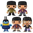 Beatles Yellow Submarine Pop! Rocks Vinyl Figure Boxed Set
