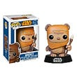 Star Wars Ewok Wicket Pop! Vinyl Bobble Head