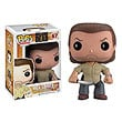 Walking Dead TV Series Prison Yard Rick Pop! Vinyl Figure