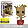 Guardians of the Galaxy Ravagers Groot Pop! Vinyl Exclusive