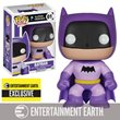Batman 75th Purple Rainbow Batman Pop! Vinyl - EE Exclusive